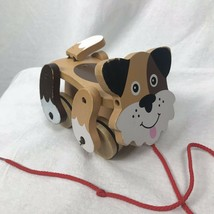 Melissa and Doug Playful Puppy Pull Toy #3028 - $9.89