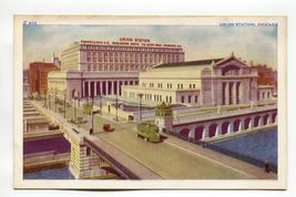 Union Station Chicago Illinois - $1.59
