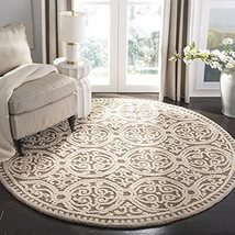 Safavieh Cambridge Collection CAM232A Handmade Moroccan Premium Wool Are... - $139.00