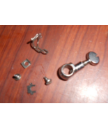 Kenmore 158.161 Needle Clamp #13480 w/Twin Thread Guide #1849 + Screws - $12.50