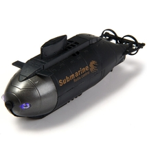 Best RC Mini Submarine Pigboat Model Wireless 40MHz Remote Control Toy B... - $19.53