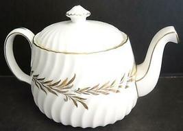 Minton Teapot - Golden Symphony - $71.24