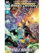Hal Jordan and the Green Lanter Corps #48 NM - $2.96