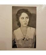 EDITH STOREY Theater Card 1917 Movie Promo Ad MIS-SPELLED Michigan Neuma... - $18.80
