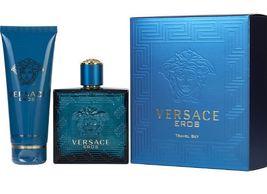Versace Eros Gift Set for Men - $71.99