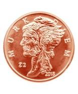 AVDP 1 oz Zombucks™ Murk Diem .999 pure Copper Round - €3,16 EUR