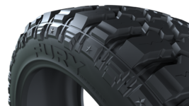 35X15.50R22LT FURY OFF-ROAD COUNTRY HUNTER M/T 125Q 12PLY 80PSI (SET OF 4) image 5
