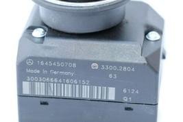 Mercedes Ignition Start Switch & Key Smart Fob Keyless Entry Remote 1645450708 image 2