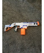 Nerf N-Strike Elite Retaliator Blaster With Extra 6 Round Magazine NO Bu... - $29.99
