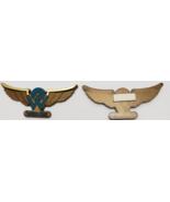 Vintage America West Airlines Kiddie Pilots Wings, discontinued - $5.95