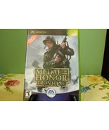 Medal of Honor: Frontline (Microsoft Xbox, 2002) Good CondItion With Manual - $8.90