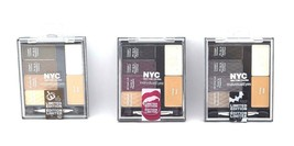 NYC IndividualEyes Eye Shadow Limited Edition *Choose your shade* Twin P... - $10.50
