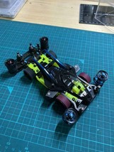 TAMIYA Mini 4WD MS Flexible Thunder Shot mk.2 Full Carbon - $890.99