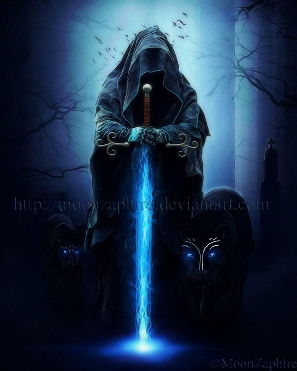 VAMPIRES WITCHES WARLOCKS BINDING HIGH LEVEL Spell Ring