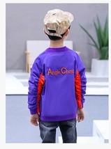 2018 Autumn Jackets for Boy Coat Bomber Jacket purple Green Boy's Windbr... - $42.73