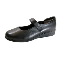 PEERAGE Mea Women's Wide Width Casual Leather Mary Jane Style Shoes - $44.95