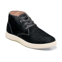 Florsheim Edge Chukka Boot Sneaker Plain Toe Black 14234-001 - €100,61 EUR