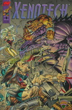 Xenotech #1A VF/NM; Next   save on shipping - details inside - $1.75
