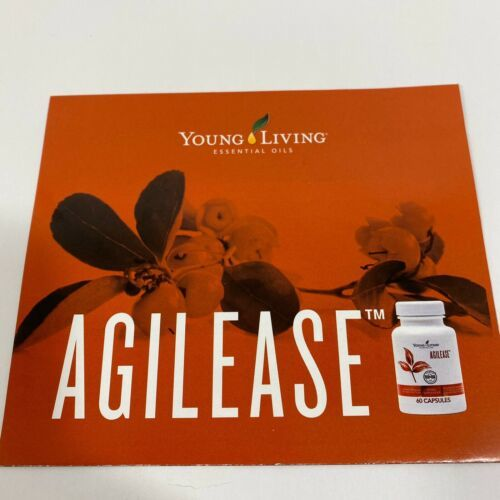 Primary image for AgilEase Brochure - Young Living Essential Oils