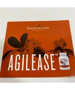 AgilEase Brochure - Young Living Essential Oils - $4.98