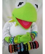 20 Mix Assorted Random Crochet Pop Top Bracelet-Loom Bracelets-Snowflake... - $13.99