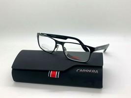 Carrera CA59 65Z Black 49-16-125MM Stainless Steel Eyeglasses Case+Cloth Kids - $44.48