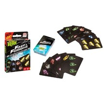 Fast and Furious Blink Card Game