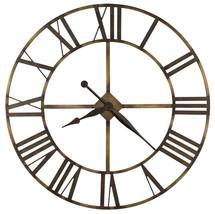 Howard Miller 625-566 (625566) Wingate Wall Clock - Antique Brass - £293.50 GBP