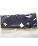 Cross Stitch Fabric Aida 14 Count Navy 36 x 60 Charles Craft - $37.33
