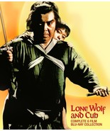 Lone Wolf & Cub Complete [Blu-ray] - $157.73