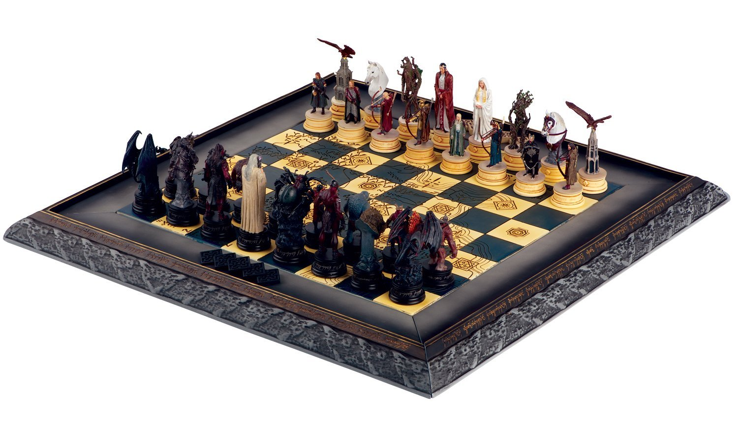 Lord rings chess set for sale only 3 left at 60 - Lord of the rings chess set for sale ...