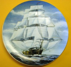 Danbury Mint Sailing Ships The Flying Cloud Collector plate Rosenthal Group - $3.95
