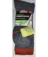 Dickies Comfort Crew Performance Repreve Work Socks 3 Pair - $18.42
