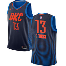 Nike NBA YouthPaul George Oklahoma City Official Swingman Jersey Dri-Fit - $39.99