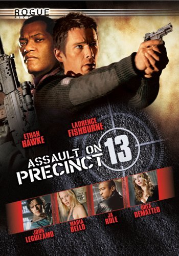 Assault on Precinct 13 (2005) DVD