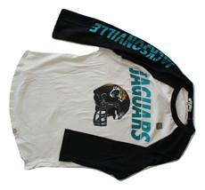 Junk Food Jacksonville Jaguars Sports Football Raglan Tee T-Shirt NWOT - $15.95