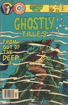 (CB-50) 1978 Charlton Comic Book: Ghostly Tales #129 - $14.00