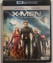 X-men Trilogy (4K Ultra HD + Blu-ray