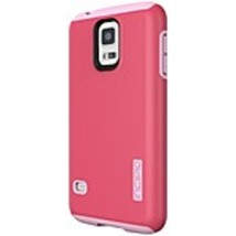 Incipio DualPro Case for Samsung Galaxy S5 - Pink - SA-526-PNK - Hard-Shell -  I - $16.85