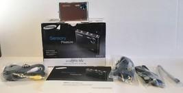 Samsung Sensory NV3 7.2MP Digital Camera with 3x Optical Zoom Silver  - $83.16
