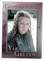 Game of Thrones trading card #62 2013 Yara Greyjoy - $4.00