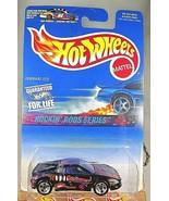 1997 Hot Wheels #570 Rockin' Rods Series 2/4 FERRARI 355 Black w/Chrome ... - $9.75