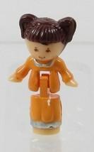 1994 Vintage Polly Pocket Doll Starbright Dinner Party - Dana Bluebird Toys - $7.50