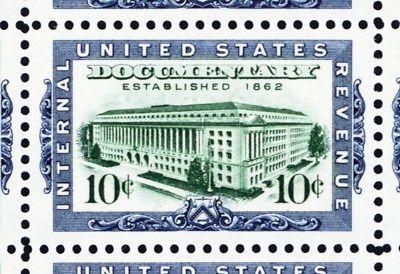 R733, VERY RARE Sheet of 50 Stamps Cat $61.00++ - Stuart Katz