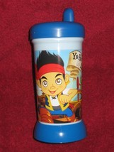 Disney Store Jake and The Pirates Sippy Cup. Brand New. - $13.85