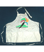 Expertees Sausalito Art Festival 1991 Collectible White Cook Chef Barbec... - $24.73