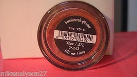 1 Bare Minerals eye shadow glimmer  the 70s  Sealed .57g / .02 oz - $5.99