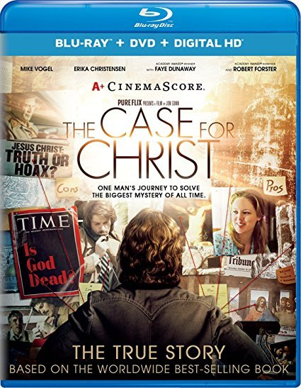 The Case for Christ [Blu-ray/DVD, 2017]