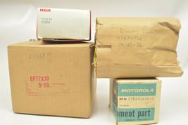 Vintage Lot Of 4 Vintage TV Parts Various Brands - $32.66