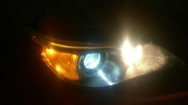 04-07 BMW 5 SERIES 530i 545I RIGHT PASSENGER SIDE HEADLIGHT W/AFS HID XE... - $246.51